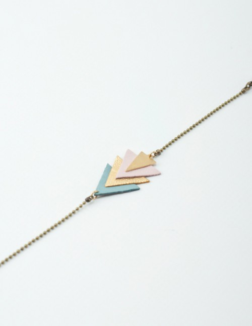 Bracelet,eskimo,femme,bijoux,cuir,createur,tendance,mementomori,niort
