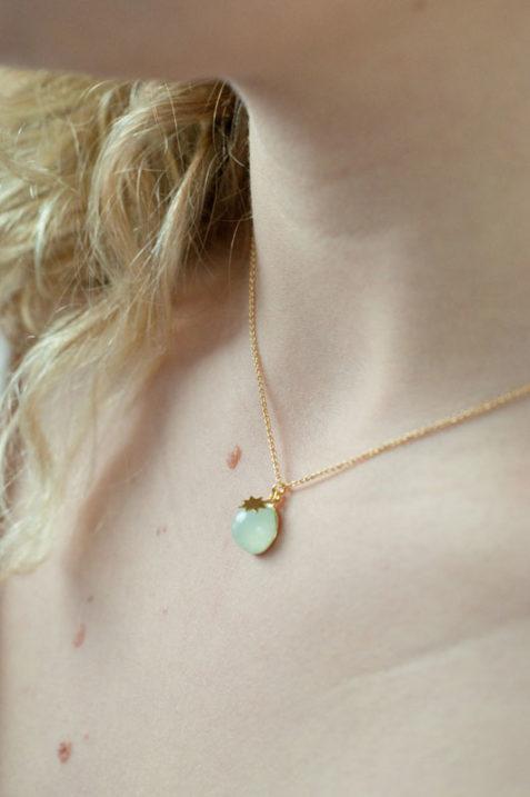 mementomori,bijoux,collier,sautoir,grosse,perle,celeste,laiton,or,createur,tendance,mariage