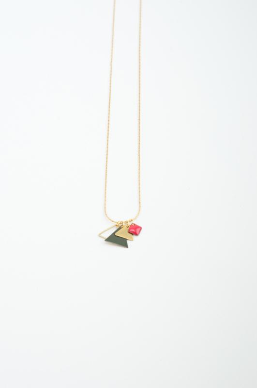mementomori,bijoux,bijou,createur,fantaisie,collier,sautoir,mikado,triangle,or,jolie