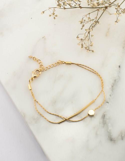 mementomori-bijoux-createur-All-Gold-bracelet-215